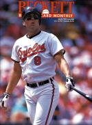 #84 March 1992-Cal Ripken Jr. Baseball Beckett