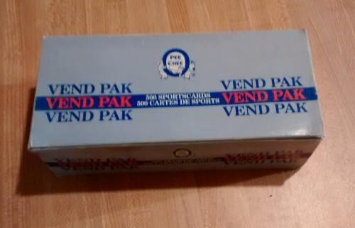 1990-91 OPC O-Pee-Chee HOCKEY Vend Pack