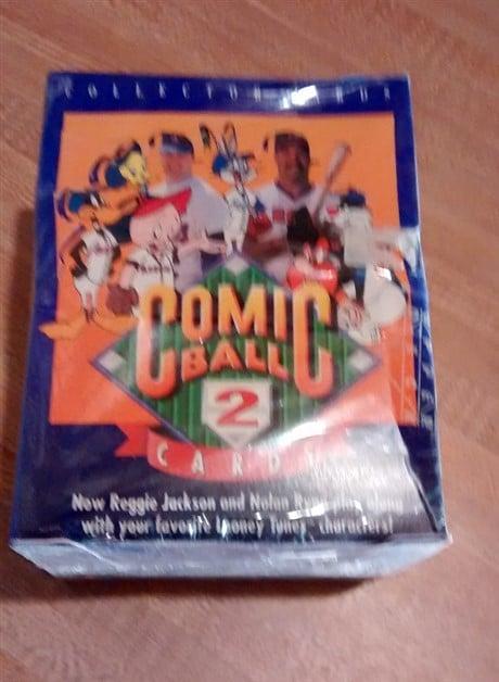 1991 Upper Deck Comic Ball Series 2