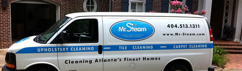 About Mr. Steam Atlanta Carpet Cleaning - Steam Cleaning