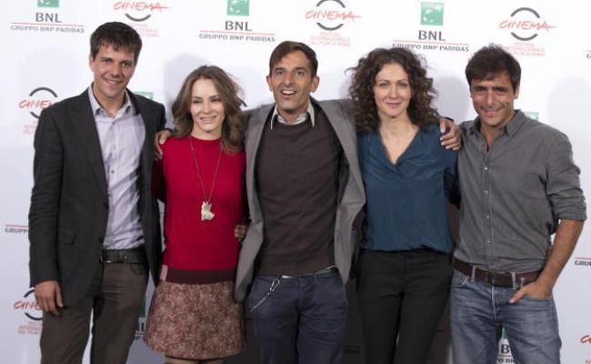 Festival Di Roma Presentato Il Film La Foresta Di