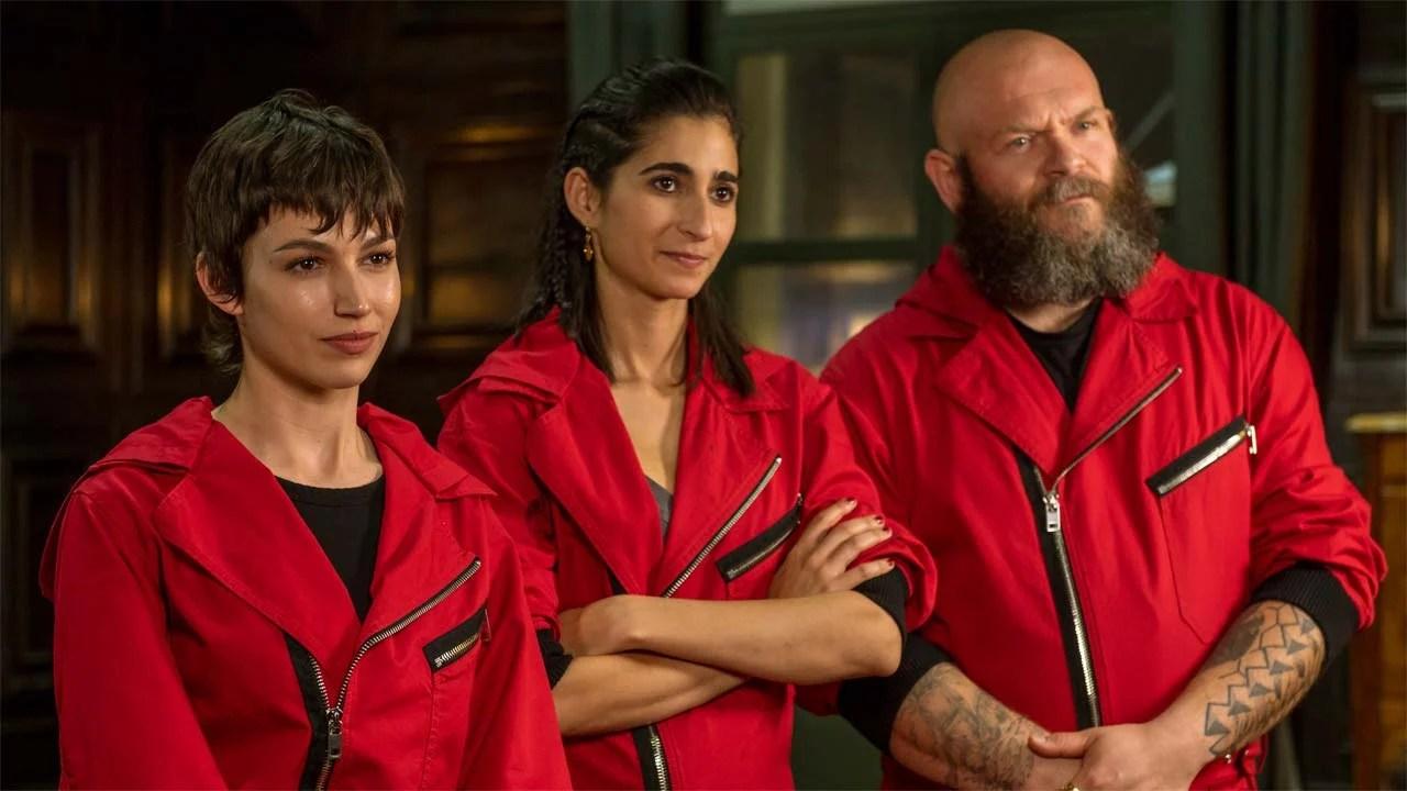 La Casa Di Carta Numeri Record Su Netflix Per La Parte 3