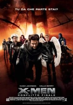 X Men Conflitto Finale Film 2006