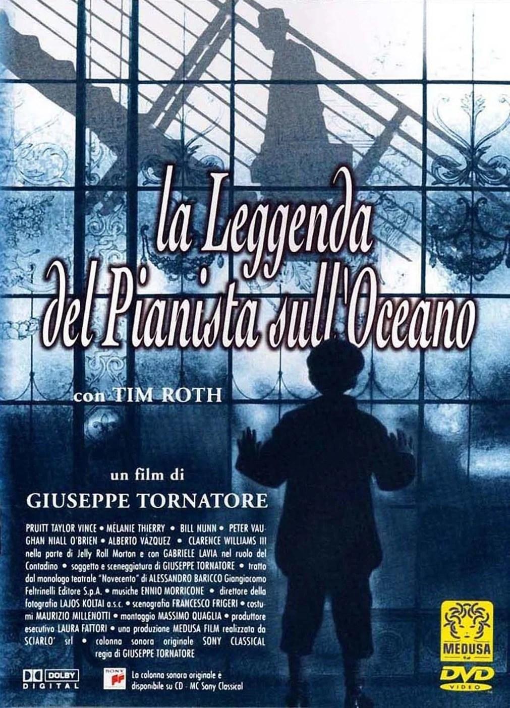 Giuseppe Tornatore - La Leggenda del Pianista sull'Oceano