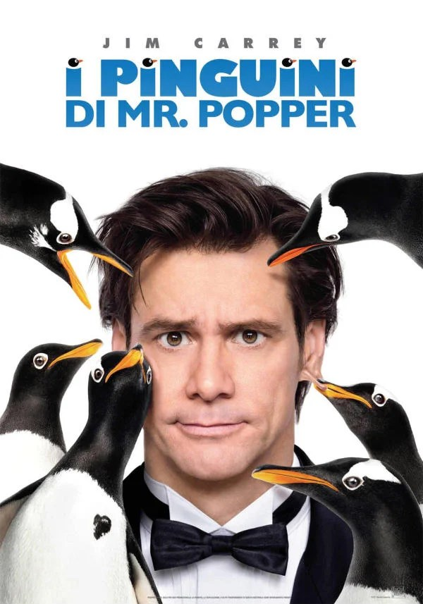 I pinguini di Mr. Popper