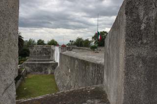 Interior Fuerte de Loreto