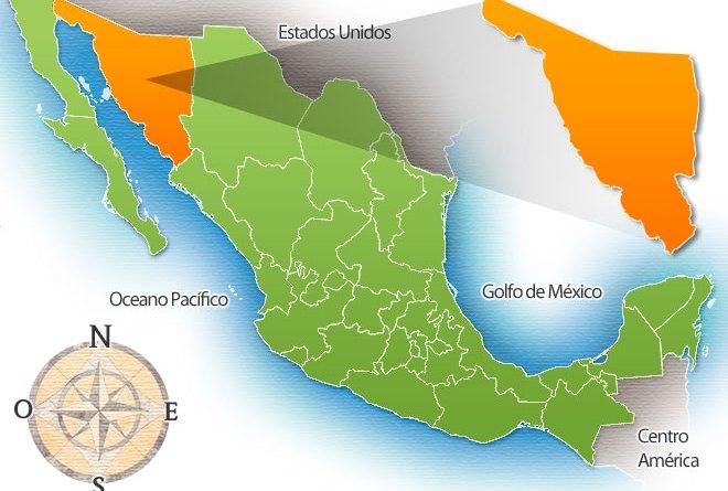 Estados: Estado de Sonora