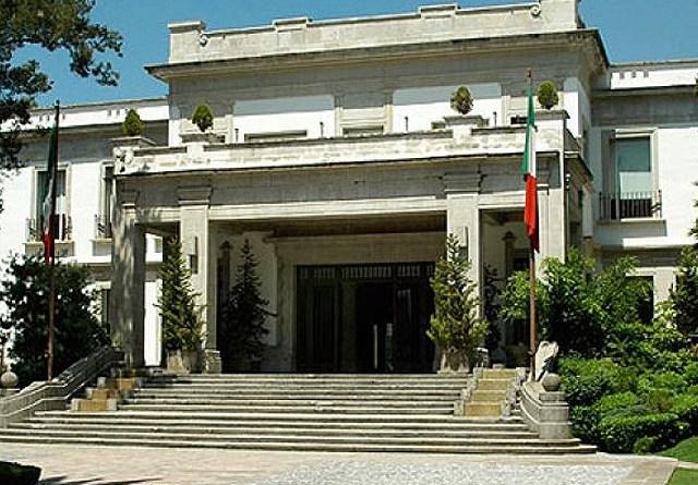 Residencia oficial de Los Pinos