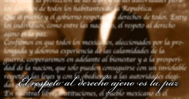 Manifiesto expedido por Benito Juárez