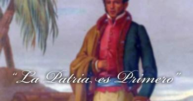 La Patria es Primero, Vicente Guerrero