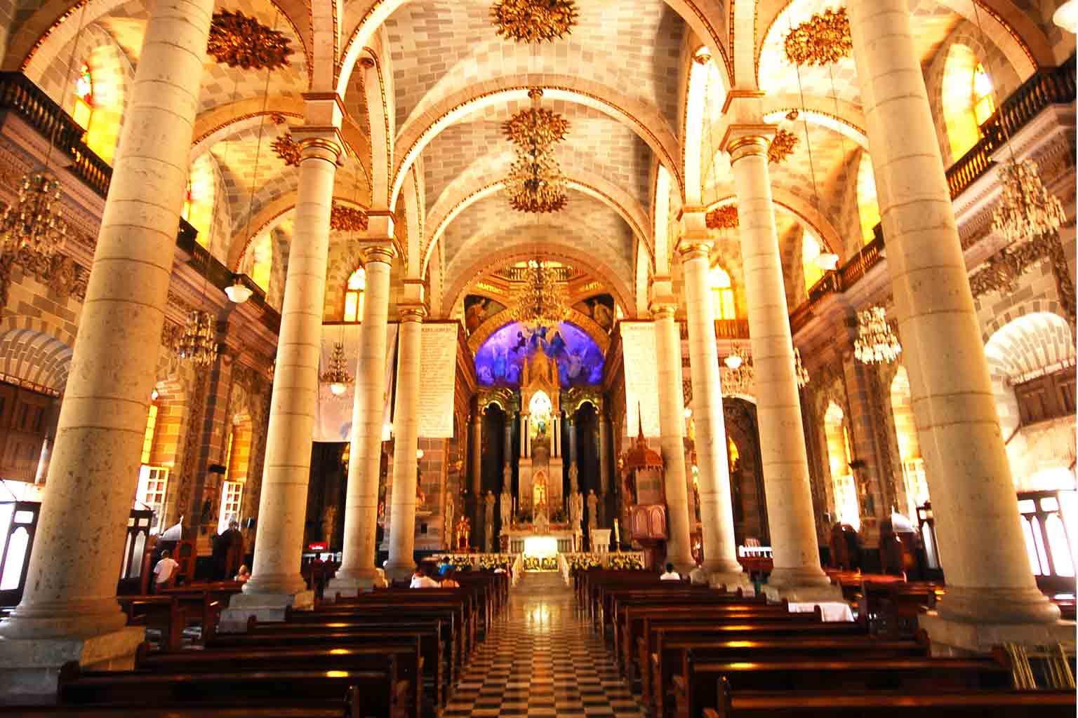 Inmaculada Concepción: Catedral de Mazatlán - Mexico Real