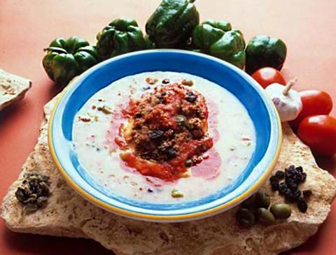 Gastronomía de Yucatán: Queso relleno