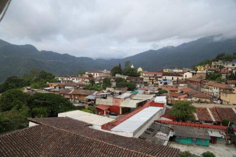 Vista del Pueblo de Pahuatlán de Valle