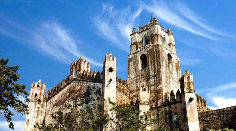 Fundaciones Conventuales en Morelos: Yecapixtla