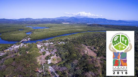 Semana Nacional por la Conservación 2016 en San Blas