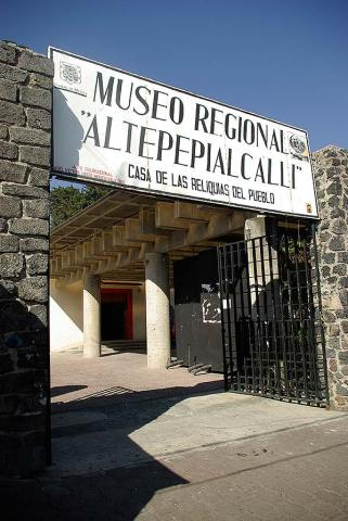 Museos en CdMx 19: Museo Regional Altepepialcalli