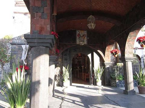 Museos en CdMx 8: Museo Cueva del Señor del Calvario
