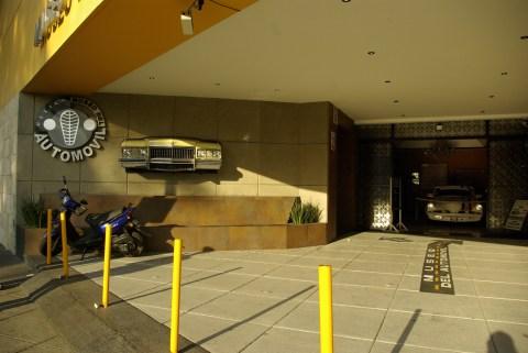 Museos en CdMx 3: Museo del Automovil