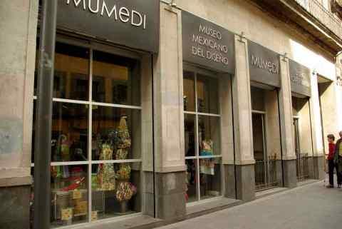 Museos en CdMx 9: Museo Mexicano del Diseño