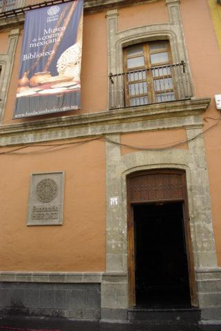 Museos en CdMx 7: Museo de la Cocina Mexicana