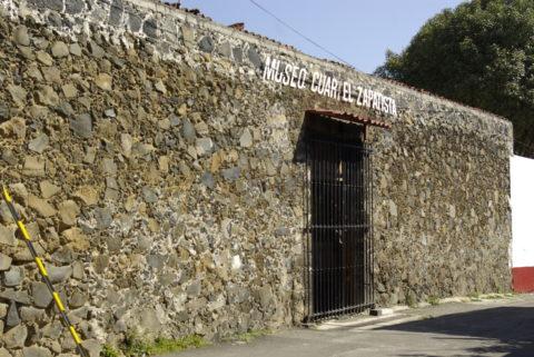 Museos en CdMx 7: Museo Cuartel Zapatista
