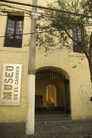 Museos en CdMx 10: Museo El Carmen