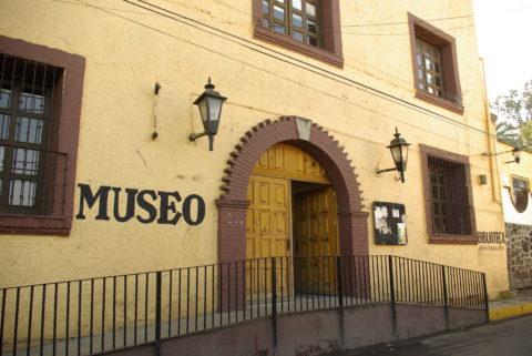 Museos en CdMx 7: Museo San Andrés