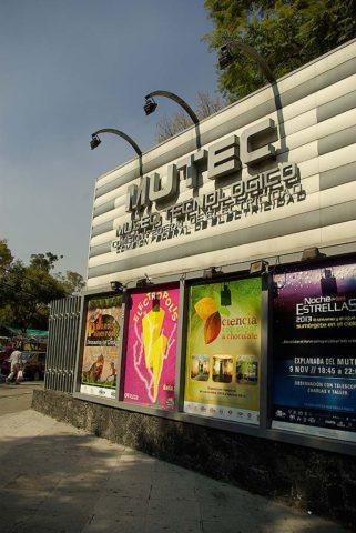 Museos en CdMx 22: Museo Tecnológico Comisión Federal de Electricidad, MUTEC