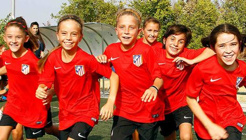 Summer Camp, Atlético de Madrid