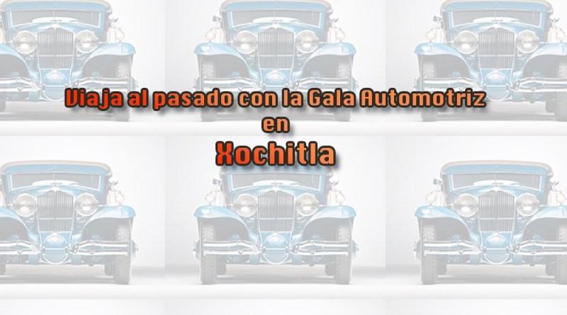 Viaja al pasado con la Gala Automotriz en Xochitla