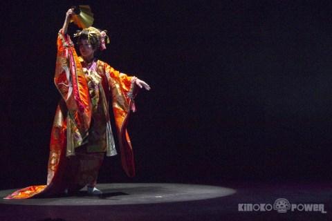 FCG en febrero, festival japonés.