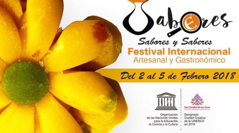 San Cristóbal de Las Casas, Chiapas invita al Festival Sabores y Saberes