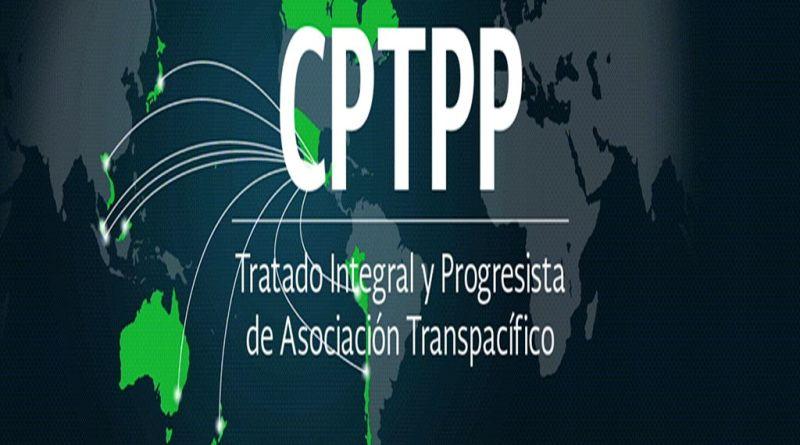 CPTPP: Tratado Integral y Progresista de Asociación Transpacífico.