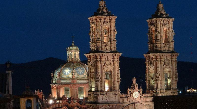 Santa Prisca en Taxco