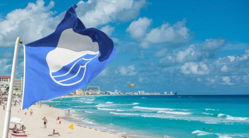México cuenta con 53 playas y dos marinas con el distintivo Blue Flag.