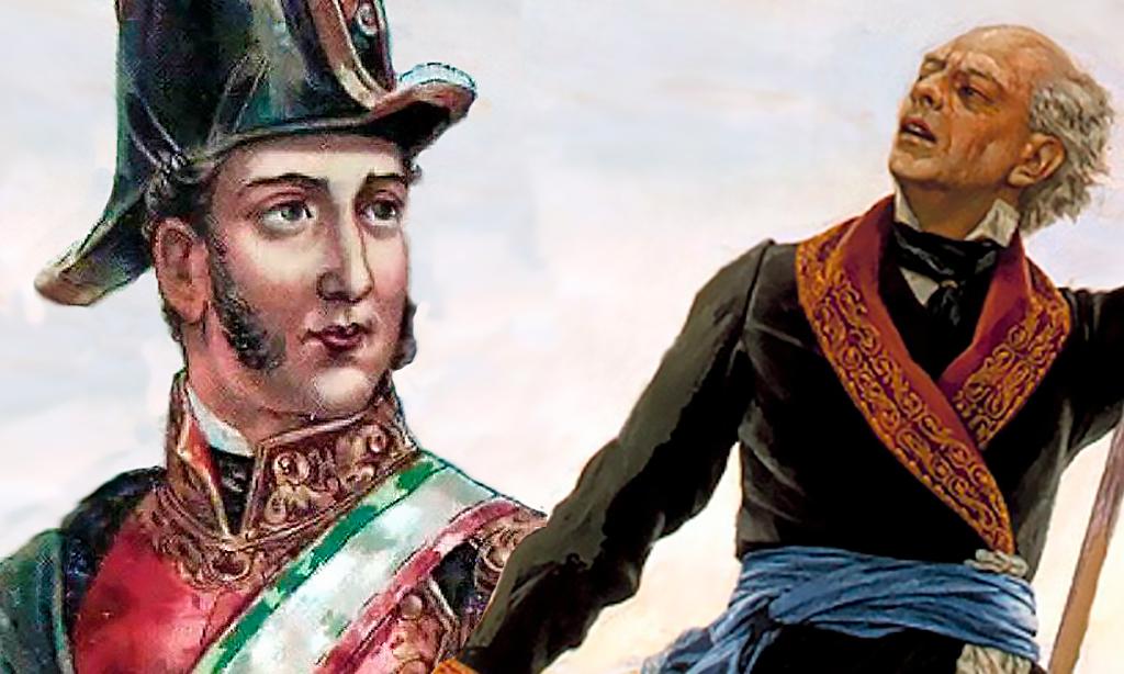 Dos hombres de la patria, Miguel Hidalgo y Allende