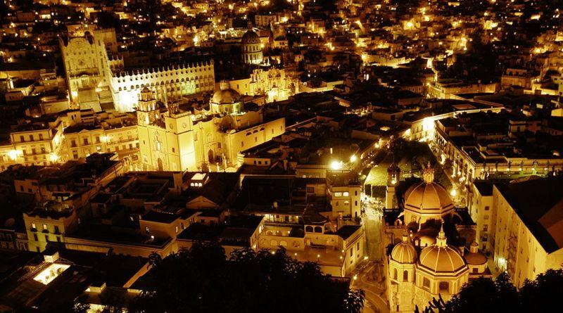 Guanajuato en la actualidad. (Toma de Guanajuato)