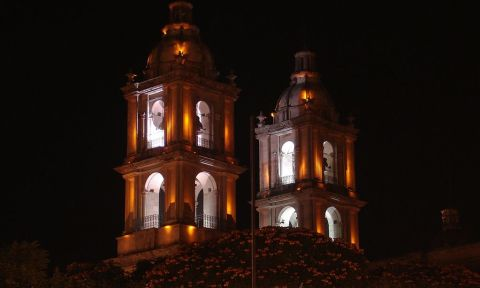 Parroquia de San Francisco, Valle de Bravo.