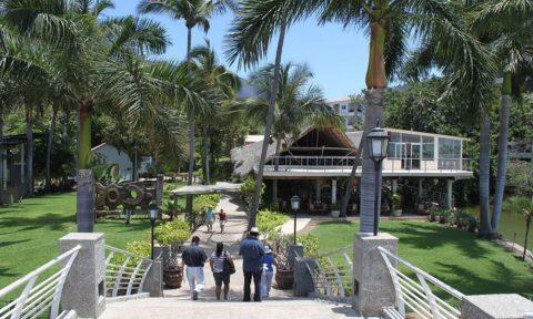 Atractivos en Puerto Vallarta: Isla del Río Cuale