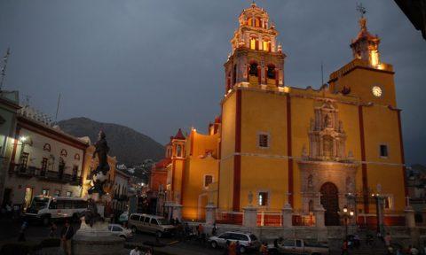 Templos en Guanajuato:Nuestra Señora de Guanajuato.