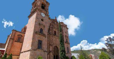 Templos en Guanajuato, La Valenciana