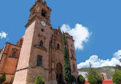 Templos y turismo religioso en Guanajuato