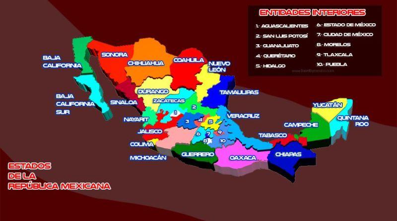 Estados de la República Mexicana