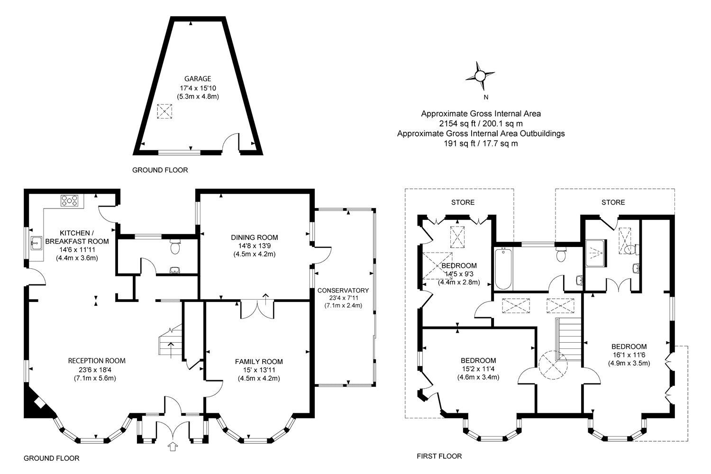 4 bedroom property for sale in Pembroke Crescent, Hove