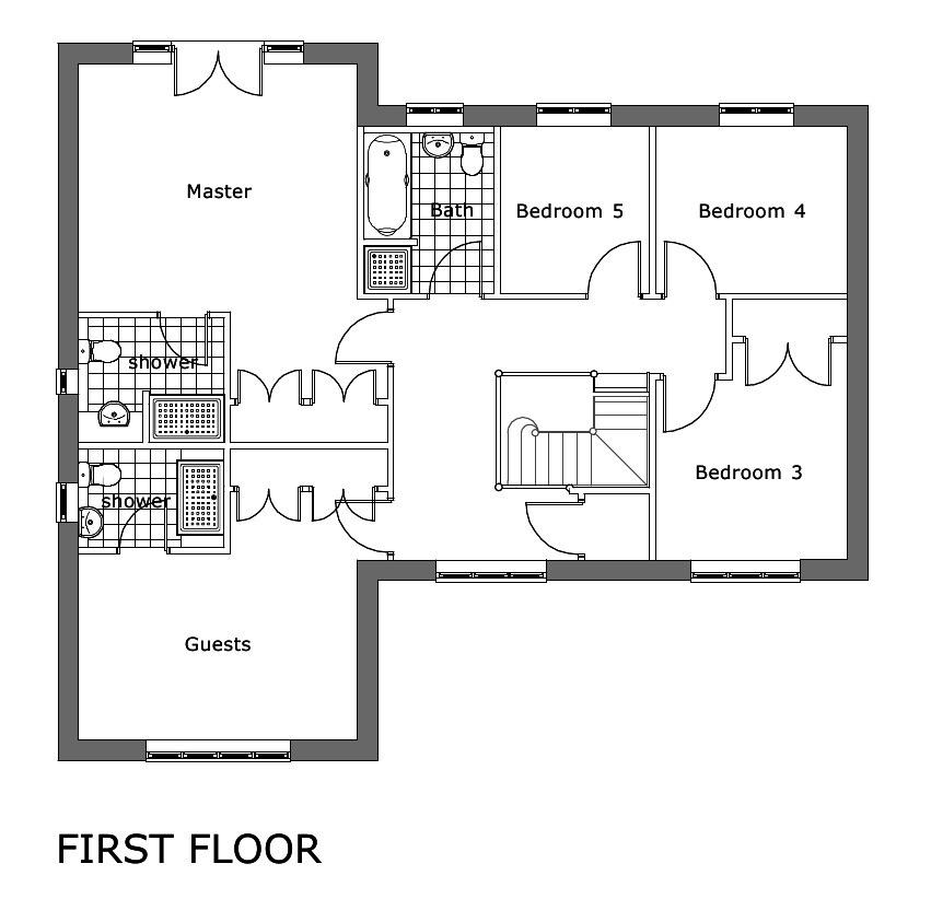 5 bedroom property for sale in Greengate, Swanton Morley