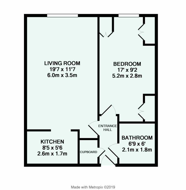 1 bedroom property for sale in Regent Court, 57 Regent