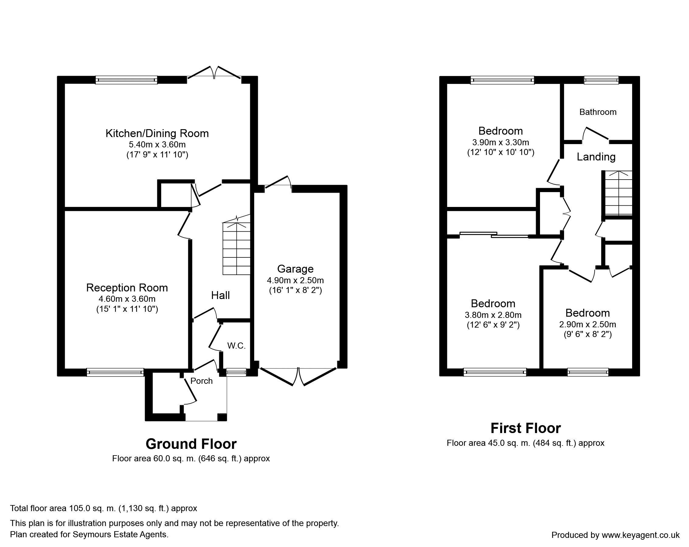 3 bedroom property for sale in Cinnamon Gardens, Guildford