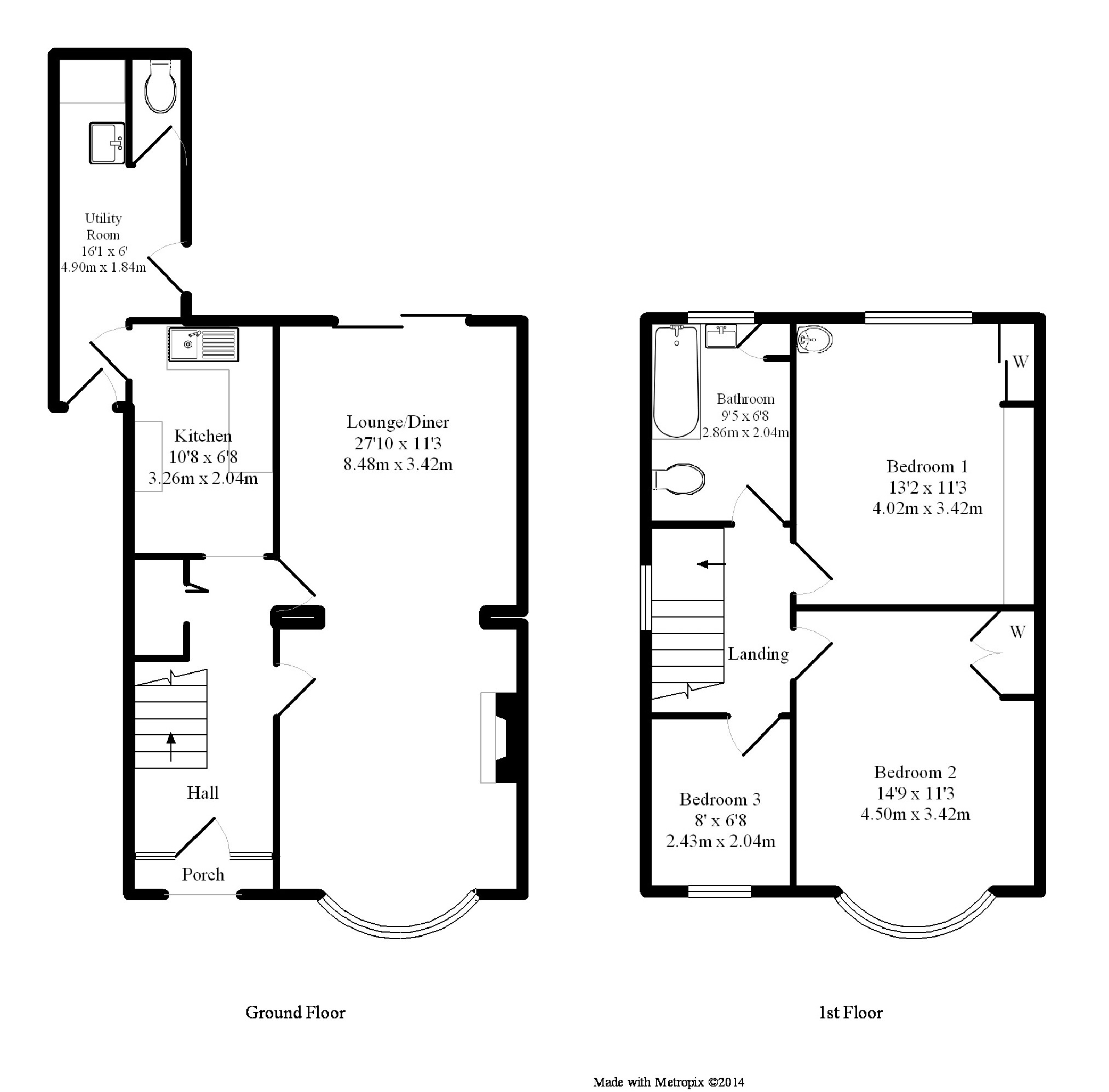 3 bedroom property for sale in Canterbury Terrace, West