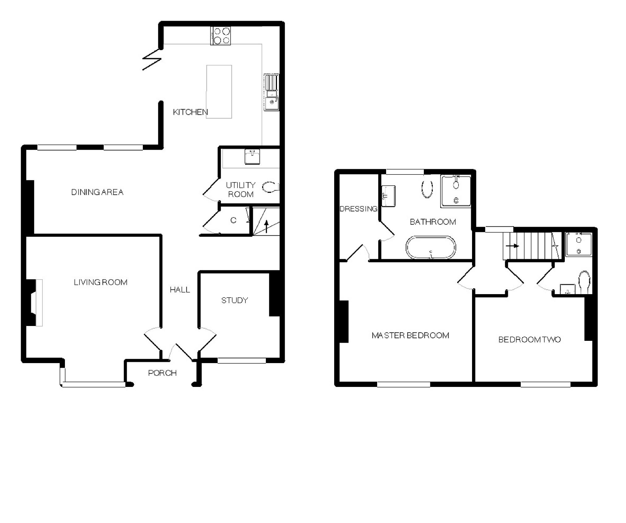 2 bedroom property for sale in Hawcliffe Road, Mountsorrel