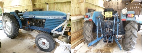 Vintage Farm Equipment For Sale Uk